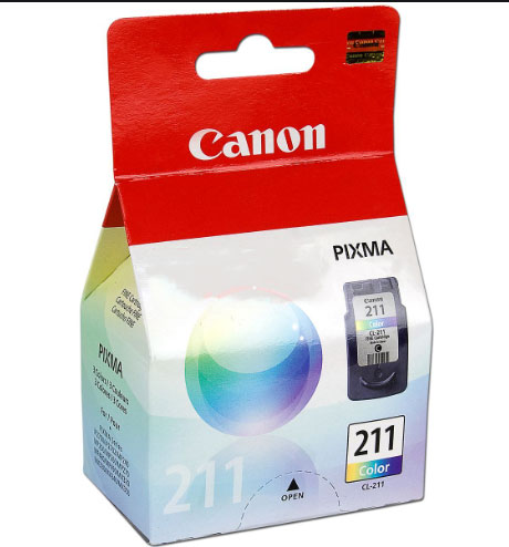 CARTUCHO CANON COLOR CL211