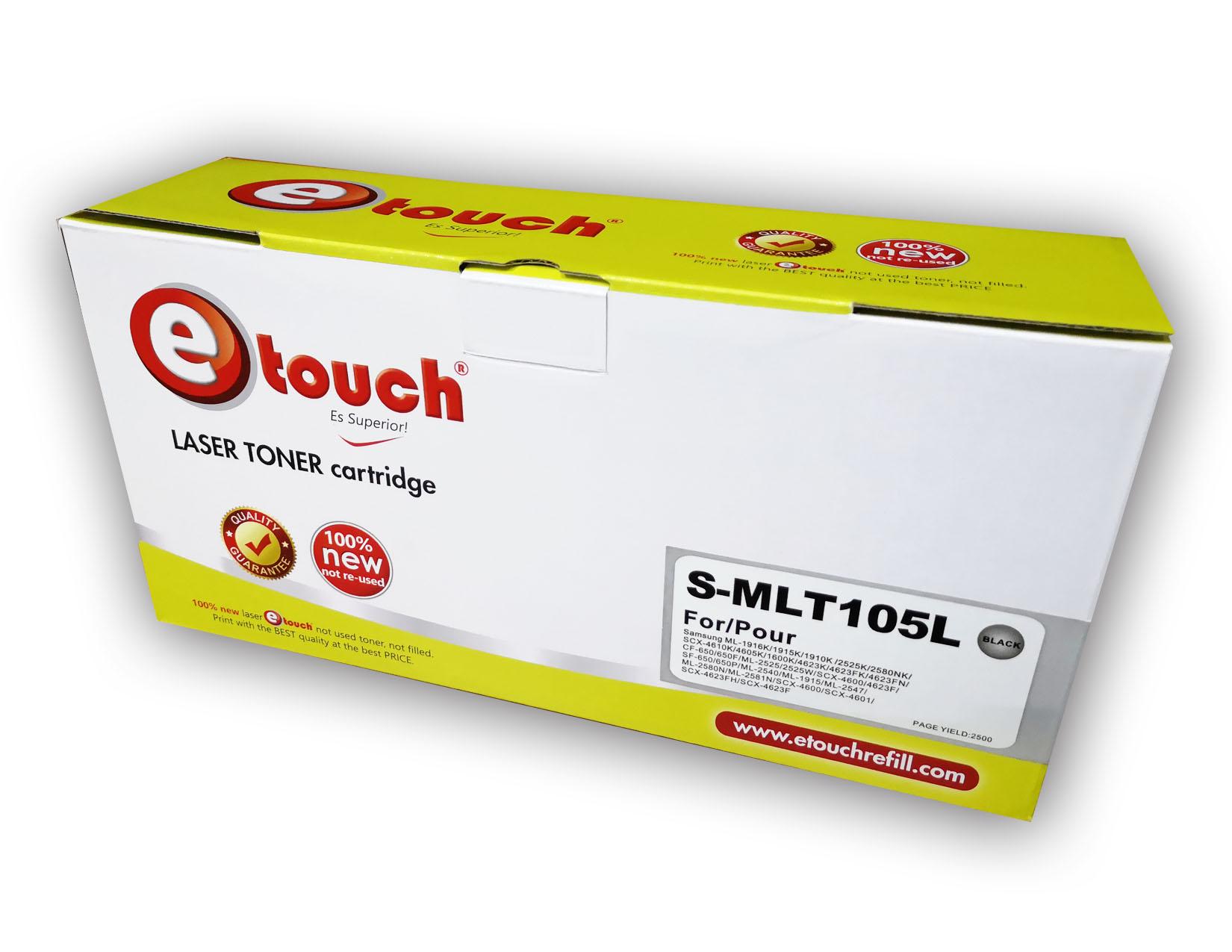 TONER ETOUCH SAMSUNG MLT105L NEGRO