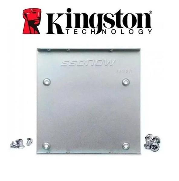 KIT DE MONTAJE PARA SSD 2.5 A 3.5 KINGSTON SNA-BR2/35