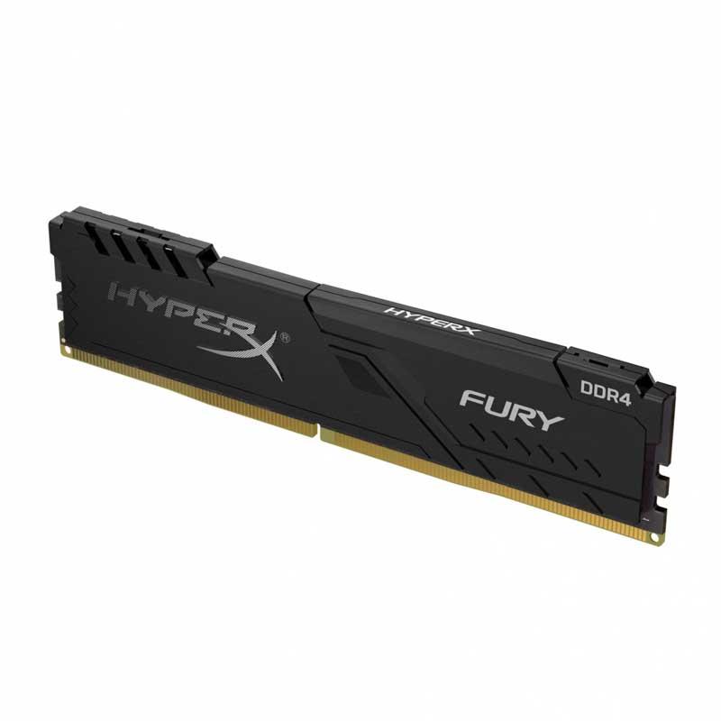MEMORIA RAM HYPERX FURY DDR4 4GB 2666MHz HX426C16FB3/4