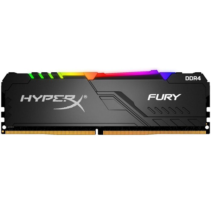 MEMORIA RAM DDR4 HYPERX 8GB RGB 3600MHz HX436C17FB3A/8 PC