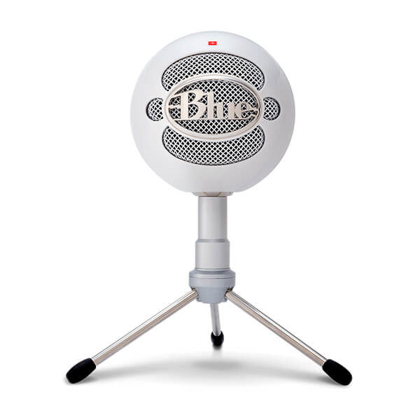 MICROFONO PROFESIONAL BLUE SNOWBALL 988-000070 BLANCO