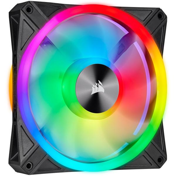 VENTILADOR RGB CORSAIR QL140RGB 140MM CO-9050099-WW