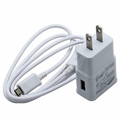 CARGADOR CON CABLE MICRO USB S-TY-01-182
