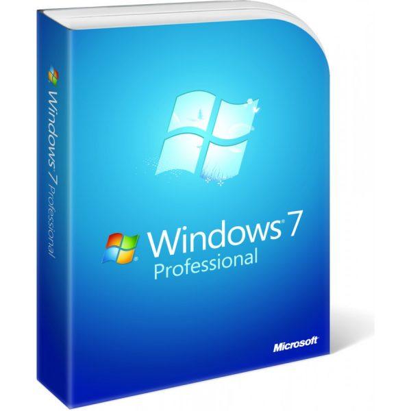 LICENCIA DE MICROSOFT WINDOWS 7 PRO SP1 X64