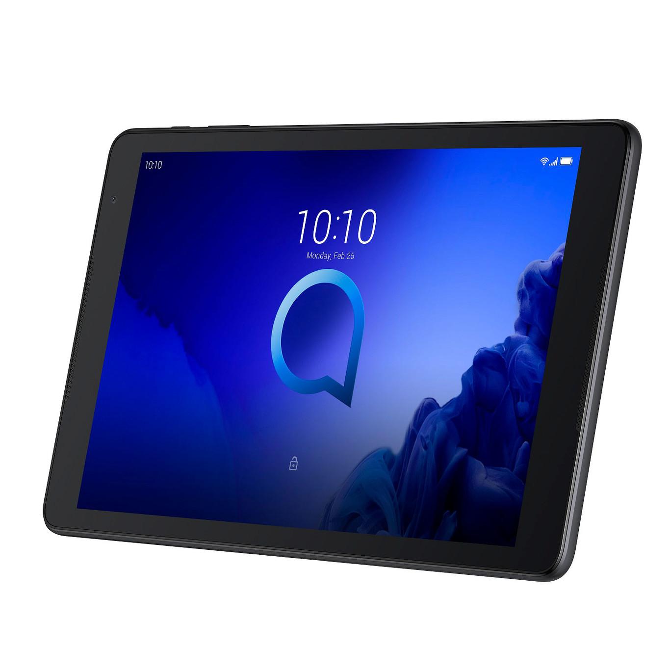 TABLET ALCATEL 3T10 8094M PANTALLA 10P 4G LTE RAM 2GB ROM 32GB AMDROID 10 USB TIPO C DUALCAM 5MP 2AOFUS11